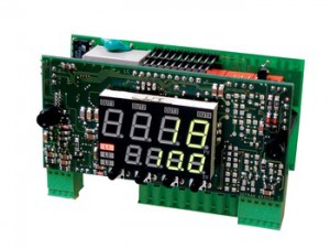 "600OF ""Open Frame"" regulator, Universell PID regulator"