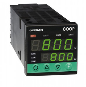 800P programregulator, Universell PID programregulator