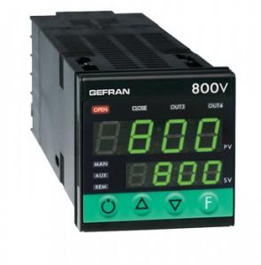 800V ventilregulator