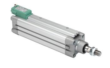 analog lägesgivare för pneumatiska cylindrar