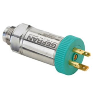 Industriell Tryckgivare / Trycktransmitter för att mäta tryck