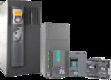 Frekvensomriktare,frekvensomformare för industriella applikationer Med sin banbrytande teknik, innefattar SIEIDrive produktserie frekvensomriktare som täcker alla behov för systemintegratörer, skåpsbyggare och maskintillverkare garanterar de bästa reglerlösningarna i moderna industriella automationssystems. Ett brett utbud av olika motorstyrningar, märkeffekter, matningsspänningar och applikationsspecifika konfigurationer gör Gefran till en universiell leverantör.