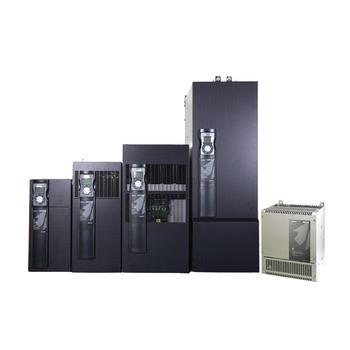 Strömförsörjning och nätaggregat Med SM32 serien AC / DC nätaggregat kan du skapa strömförsörjningssystem med en gemensam DC-bus för flera drivsystem. I de fall då en regenerativ effekt behövs då är AFE200 idealisk. AFE200 kan användas både för att skapa växelström från batteribackuper, UPS men även för att återmata effekt till ditt elnät. Resultatet är ren energi tack vare enhetens effektfaktor och reducerad harmonisk distorsion (
