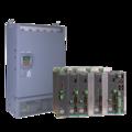 Servodrifter Fabriken i Gerenzano konstruerar och tillverkar ett brett sortiment av enheter för varvtalsreglering av AC-motorer, DC-motorer och borstlösa motorer, vilket ger avancerade lösningar för reglering av de flesta industriella automationssystem.