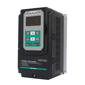 VDI100 - frekvensomriktare industriell vektor omformare, från 0.75kW upp till 160 kW
